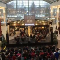 Joulukonsertti Stellassa